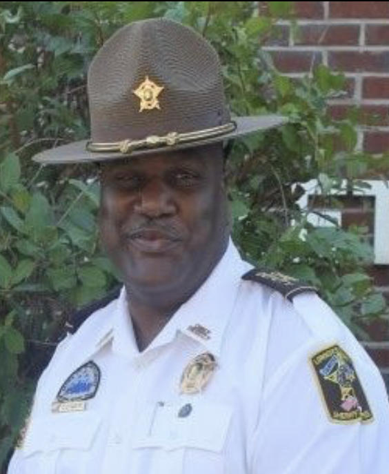 Lowndes County Sheriff Christopher West.JPG
